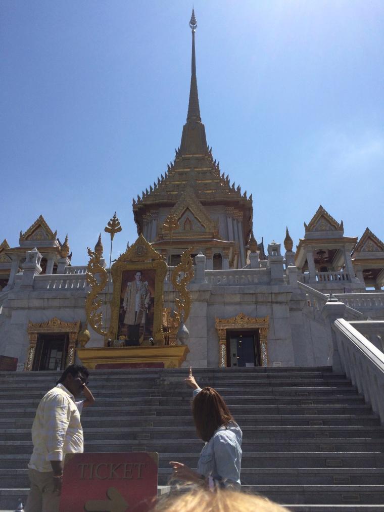Wat Traimit, Bangkok