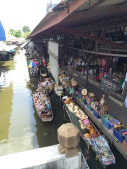 Floating Markets, Bangkok, Thailand