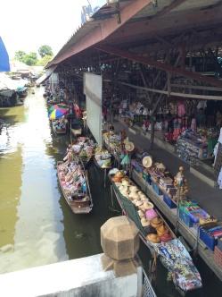 Floating Markets, Bangkok, Thailand