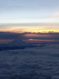 Mt Ranier, Washington