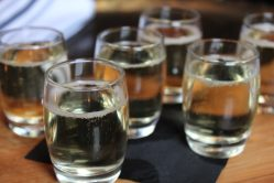 Champagne shooters