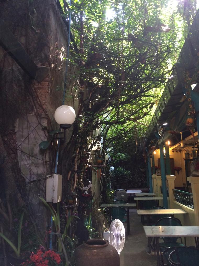 Harmonique Restaurant, Bangkok
