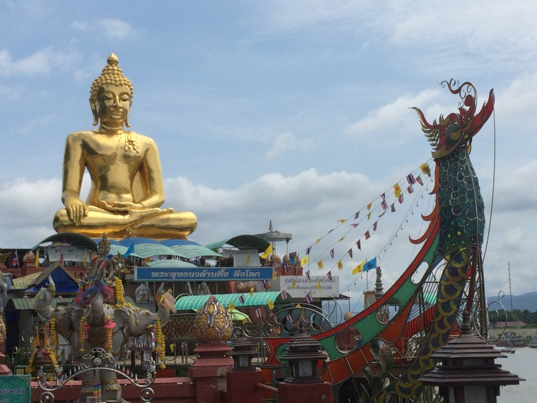 Chiang Saen, Mekong