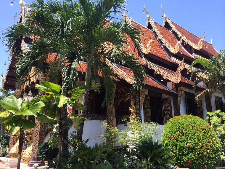 Wat Ket, Chiang Mai