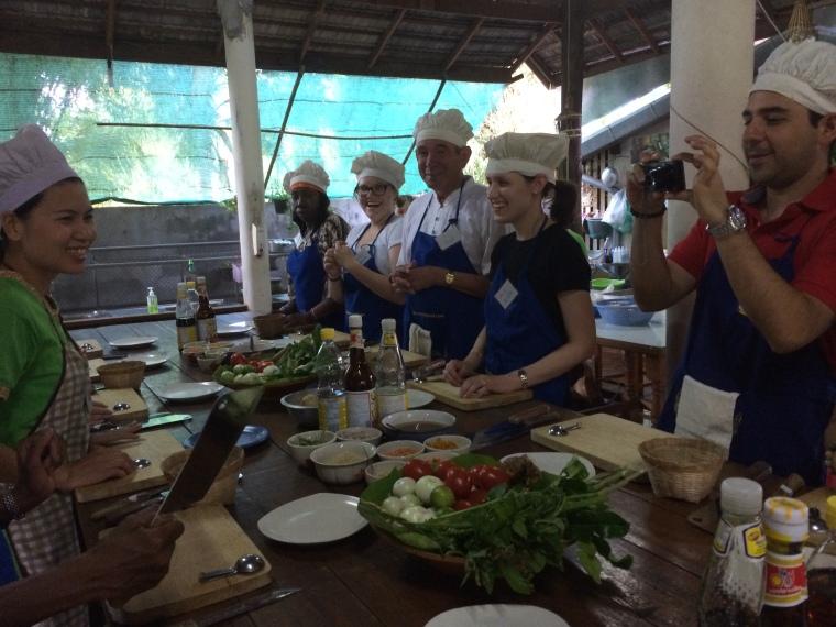 Baan Hongnual Cookery School