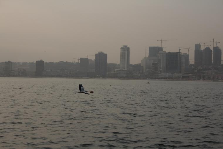 Luanda Harbour