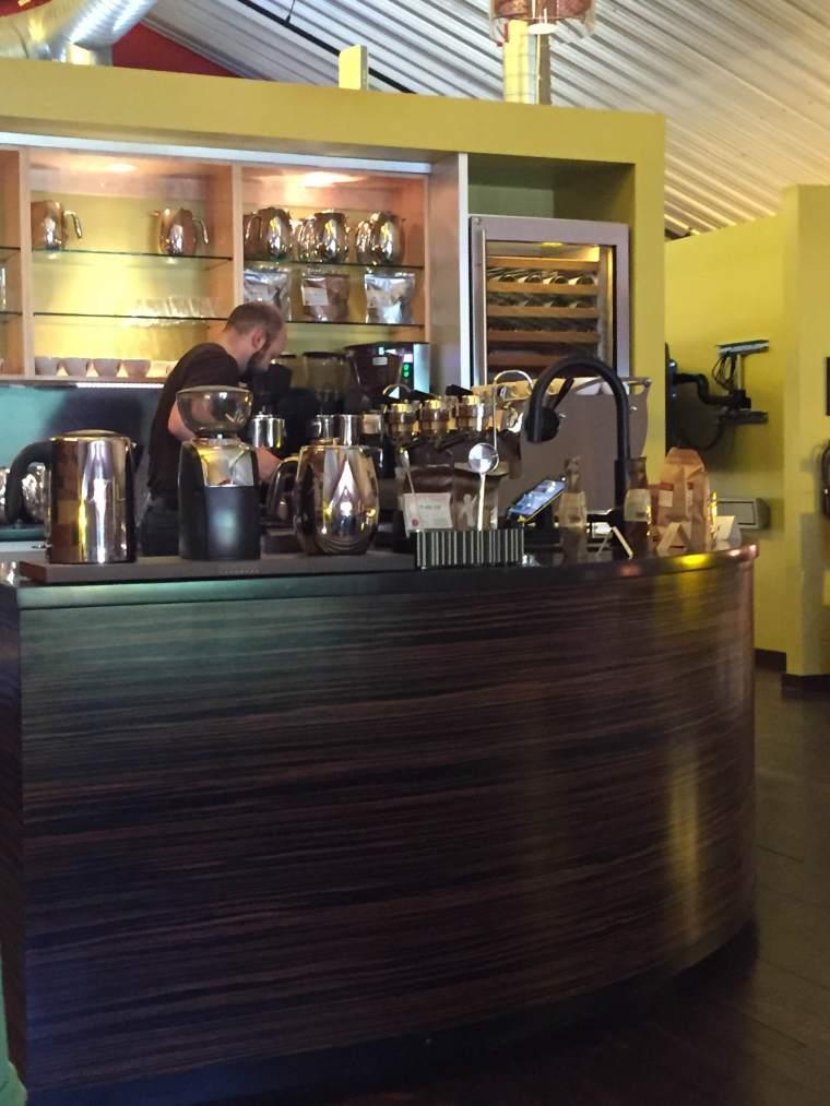 Storyville Espresso Bar