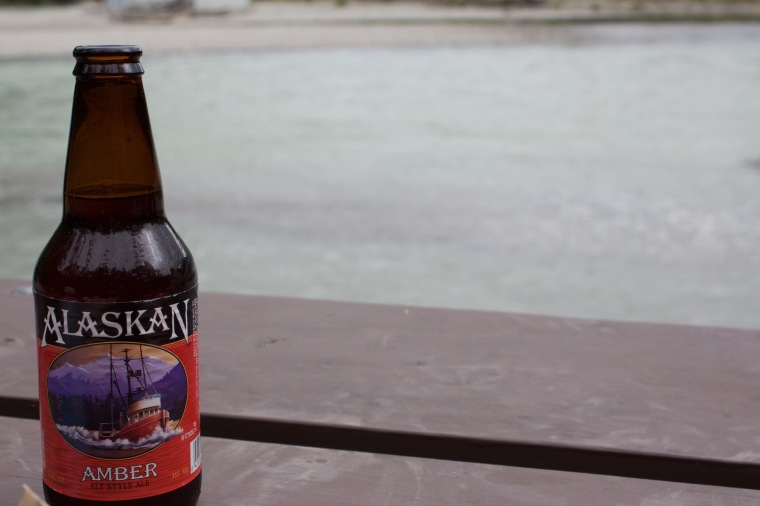 Local brew by the river