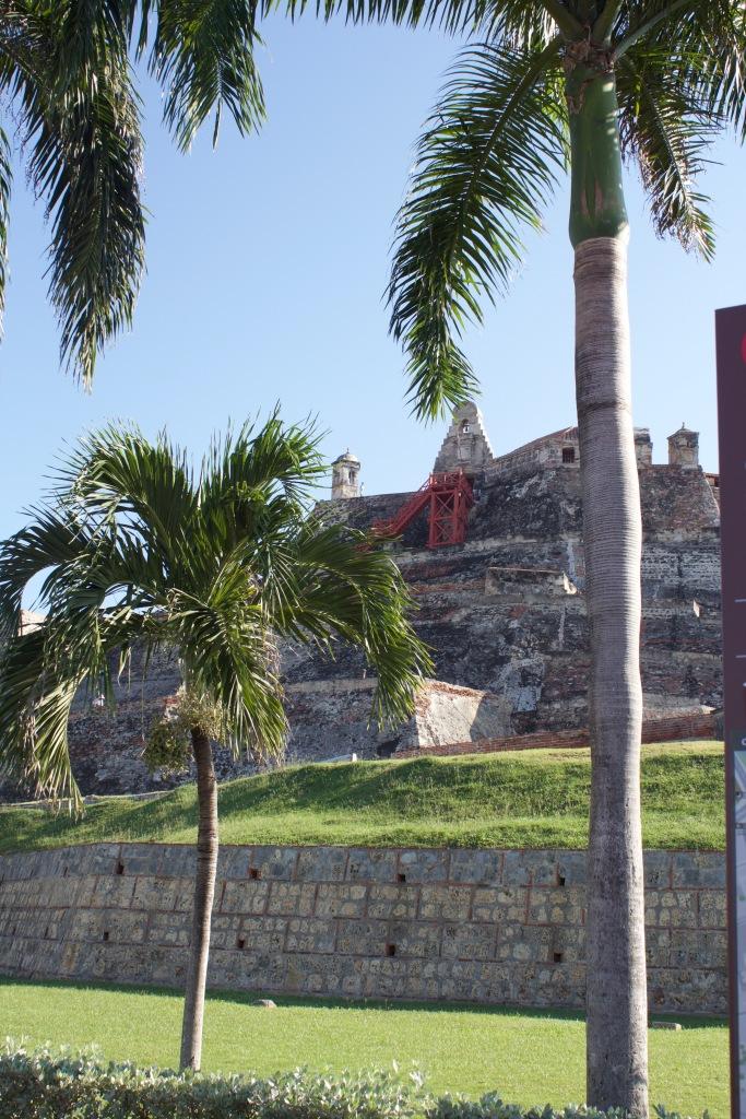 San Felipe de Barajas Fortress