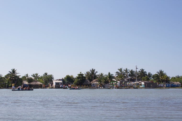 La Boquilla Fishing Village - Eco-canoe tour